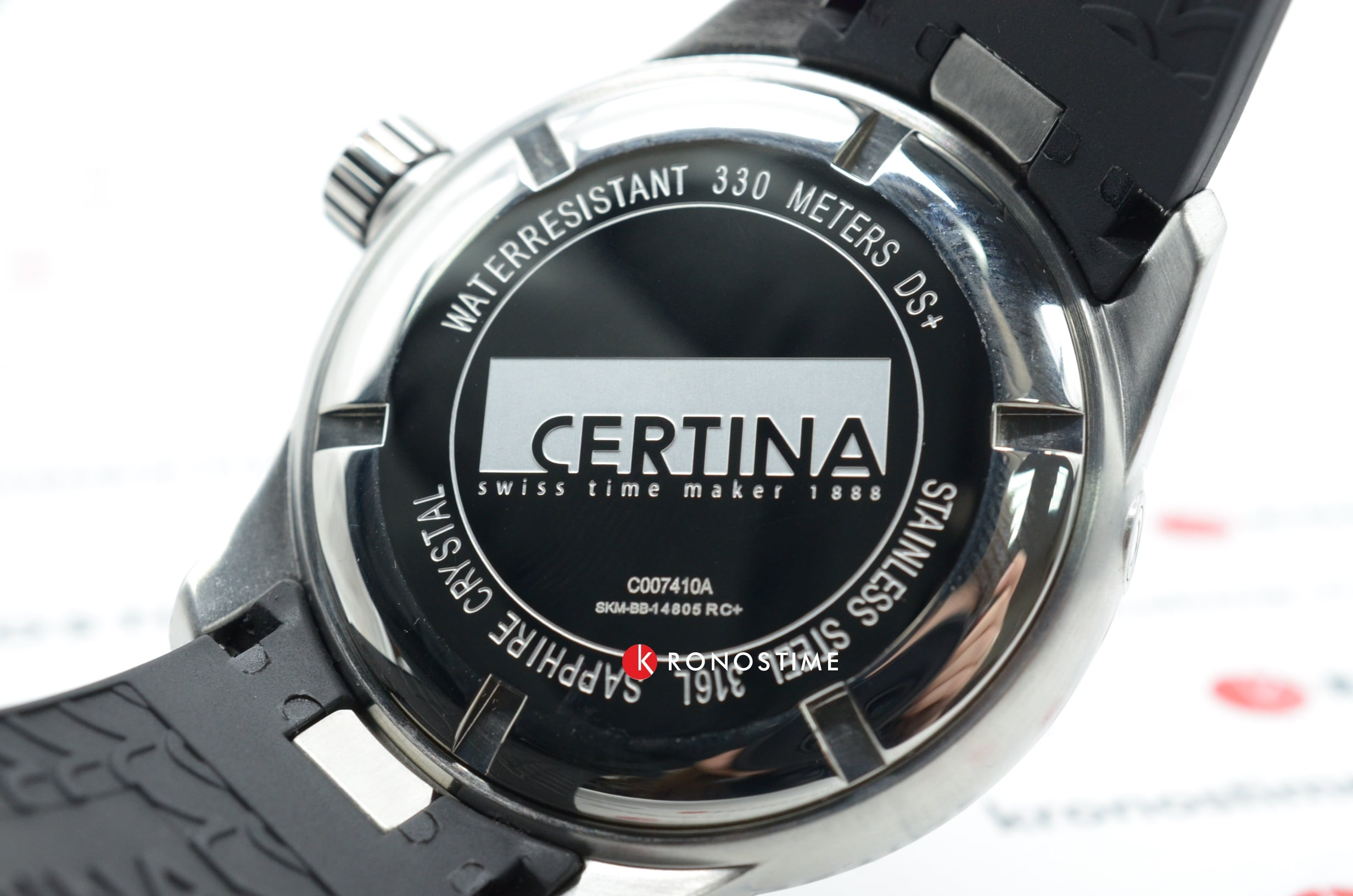 Часы Certina DS Blue Ribbon C007.410.17.051.01